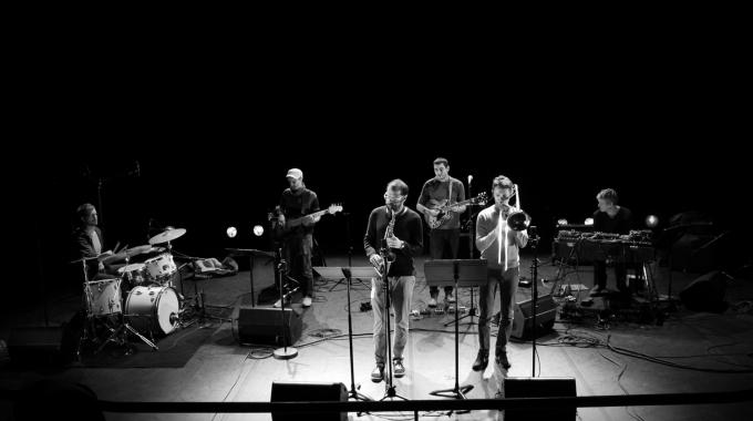 Une année 2015 sur scène pour «Kami Quintet «Extension», merci à vous !