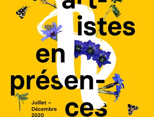 Artiste en présence, Pascal Charrier