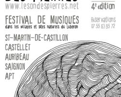 4e édition du festival Le Son des pierres !