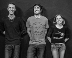 Nouveau trio : Charrier, Soldevila, Bec