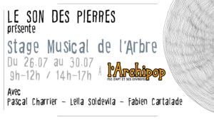 Stage Musical de l'Arbre